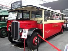 LGOC  General AEC Regal T31 Brooklands 24/06/18. (Ledlon89) Tags: london bus buses transport lt lte londonbus londonbuses londontransport vintagebuses brooklands weybridge londonbusmuseum
