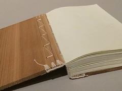 1-19 Codex and Craft at BGC (MsSusanB) Tags: bookbinding muligathering bard bgc bardgraduatecenter books codex codices craft ancientworld history technology