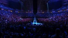 U2 / Pride / San Jose / View large (rossgperry) Tags: u2 u2eitour experienceinnocencetour prideinthenameoflove sap center sanjose 20180508 2018 concert music arena crowd