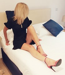 Longer (newport50) Tags: rednails sexylegs sexyteasing verysexy sosexy sexytease sexypose sexyfeet sexyshoes sexydress sexysandals sexyheels hotlegs hotfeet hotheels hotwoman hotshoes erotic sensual longlonglegs longlegs