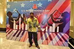 07.03.18 4th of July K.L 2018 778 (United States Embassy Kuala Lumpur) Tags: 4th july independence day usembassy kualalumpur kamala 2018
