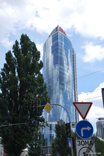 Басейна вулиця, Київ  InterNetri Ukraine 092