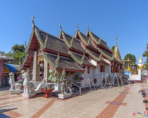 Wat Phra That Doi Kham Phra Wihan (DTHCM2354) วัดพระธาตุดอยคำ พระวิหาร