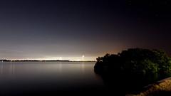 Cleveland_Night_3 (Peppergroyne) Tags: cleveland afterdark reflections wetreflections water nightphotography brisbane queensland australia longexposure