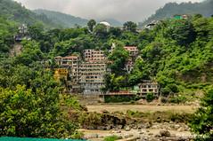 Rishikesh, India (Ben Perek Photography) Tags: india rishikesh ganga river ganges yoga capitol asia holy hindu hinduism piligrimage ashram beatles jai guru abandon place places jungle trees forrest amazing