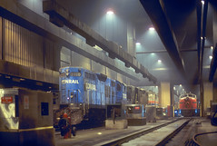 Conrail GP9 7020 (Chuck Zeiler) Tags: conrail gp9 7020 railroad emd locomotive chicago train chuckzeiler chz