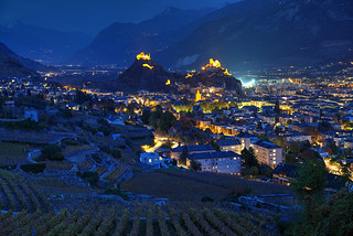 Sion Day and Night