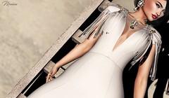 Lights... (Marissa Almodovar Corleone) Tags: belleepoque dress event jumo sl doll avatar doux jewelry