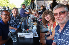 Ellis Gourmet Burger (Jainbow) Tags: amsterdam jainbow ellisgourmetburger meal friends family restaurant