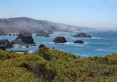Mendocino, California View, July 2018 (Northwest Lovers) Tags: california northcoast highway1