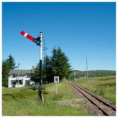 Station Master and Engine Drivers houses, Leadhills (wwshack) Tags: leadhills leadhillsandwanlockheadrailway railway scotland southlanarkshire leadmining