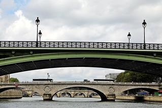 Pont Notre-Dame et Pont au Change