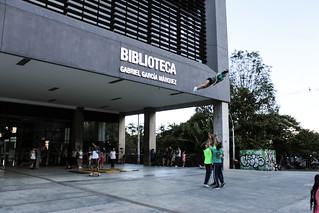 Bibliomancia, P.B. Gabriel García Márquez -Doce de Octubre