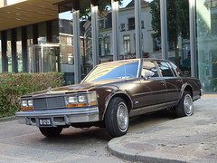 81-XJ-26 CADILLAC -SEVILLE-  1977 / 1978 Deventer (willemalink) Tags: 81xj26 cadillac seville 1977 1978 deventer