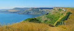 Summer evening, St Aldhelm's Head, Dorset, England (Oswald Bertram) Tags: southwestcoastpath swcoastpath jurassiccoast worldheritagesite walking hiking geology isleofpurbeck purbeck