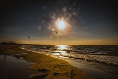(dastine) Tags: sunset sky clouds travel beach summer sand kos greece water island sunrise seascape beautiful
