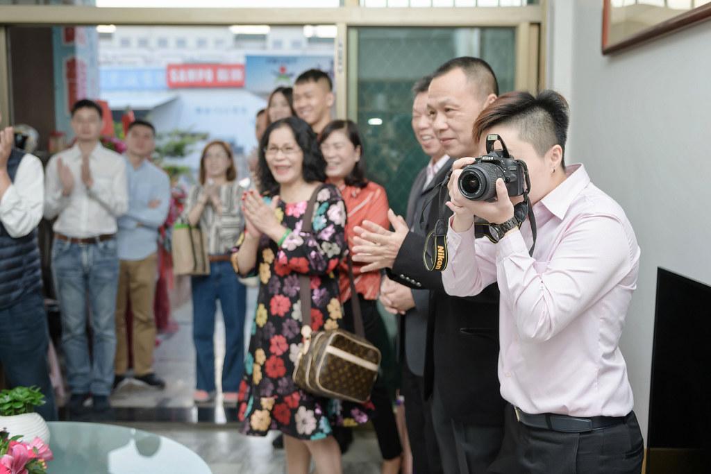 台南婚攝 - 總理大餐廳婚宴!婚禮紀錄-19