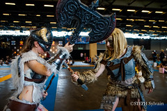 Japan Expo 2018 1erjour-116 (Flashouilleur Fou) Tags: japan expo 2018 parc des expositions de parisnord villepinte cosplay cospleurs cosplayeuses cosplayers française français européen européenne deguisement costumes montage effet speciaux fx flashouilleurfou flashouilleur fou manga manhwa animes animations oav ova bd comics marvel dc image valiant disney warner bros 20th century fox féee princesse princess sailor moon sailormoon worrior steampunk demon oni monster montre