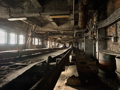 P.P. (LopazV) Tags: abandoned dark factory panasonic urbex urbanexploration building industrial industrialdecay urban exploration decay heavy heatingplant powerplant