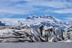 Heinabergslón (hph46) Tags: heinabergsjökull island austurland heinabergslón iceland glacier lagoon iceberg mountain lake sony alpha6500 canonef7020014lisusm