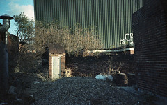 Like a Brick Outhouse (Mindori Photographic) Tags: film filmphotography filmisnotdead filmfeed filmforever buyfilmnotmegapixels buyfilmandmegapixels ishootfilm analoguephotography analogphotography analogue 35mm lomo lomolca lomography adoxcolorimplosion vignette grain colorshift colourshift decay abanoned derelict urbex demolished toilet outhouse brickouthouse brickshithouse