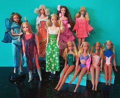 All my sweet Pj 💙 (Lo_zio87_Barbie Collector) Tags: pj dream date malibu sunsational live action 1970s 1980s 2018 barbie