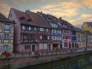 quai de la poissonnerie (Colmar, F)