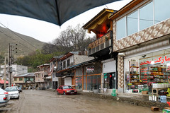 Haraz Road, Mazandaran, Iran (Ninara) Tags: tehran mountains alborzmountains alborz larijan bath sulphur hotspring rain