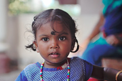 Cute Indian Little Girl (Nithi clicks) Tags: tamil babygirls girls beauty indianculture indianethnicity photography animal asianandindianethnicities baby child childhood closeup cute daughter domesticanimals eastasianculture eastasianethnicity females happiness hinduism humanbodypart humanface indiansubcontinentethnicity innocence looking lookingatcamera outdoors portrait poverty small tamilnadu vertical