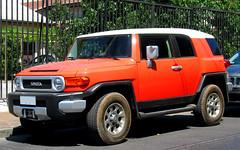 Toyota FJ Cruiser Limited 2013 (RL GNZLZ) Tags: toyota fjcruiser limited 2013 4x4 v6 40