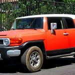 Toyota FJ Cruiser Limited 2013 thumbnail