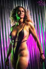 Model, Kim (tampabayglamour) Tags: gels lighting alienbees paulcbuff glamour glamourphotography model