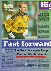 Scottish Football Today - August 1994 - Page 14 (The Sky Strikers) Tags: scottish football today magazine august 1994 one pound fifty theo snelders