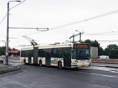 Astra Agora L - CTP 006 (Pi Eye) Tags: bus autobus trolleybus trolley articulé gelenk renault rvi irisbus agora agoral astra cluj ctp ratuc