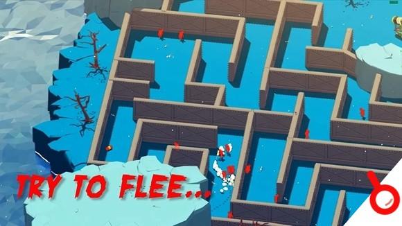 跑酷遊戲《Mugsters》遊戲失敗集錦宣傳片公開