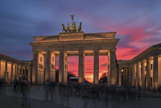 Brandenburger Gate Berlin/Germany