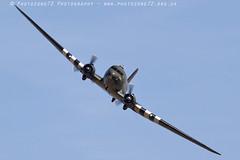 1089 Dakota (photozone72) Tags: yeovilton yeoviltonairday aviation airshows aircraft airshow canon canon7dmk2 canon100400f4556lii 7dmk2 bbmf raf rafbbmf dakota