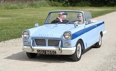 Triumph Herald 1200 (Roger Wasley) Tags: triumph herald 1200 toddington classic car gloucestershire