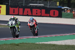 """SBK Misano 2018 • <a style=""""font-size:0.8em;"""" href=""""http://www.flickr.com/photos/144994865@N06/43338225132/"""" target=""""_blank"""">View on Flickr</a>"""