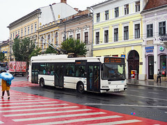 Astra Agora PS01T1 - CTP 161 (Pi Eye) Tags: bus autobus trolley trolleybus renault rvi irisbus agora astra ps01t1 cluj ratuc ctp