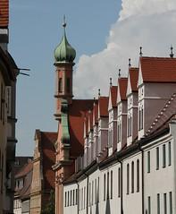 Augsburg (Christopher DunstanBurgh) Tags: augsburg bayern bavaria fugger fuggerei