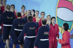 "Inauguració Campionat d'Europa LEN Waterpolo • <a style=""font-size:0.8em;"" href=""http://www.flickr.com/photos/53048790@N08/43373180862/"" target=""_blank"">View on Flickr</a>"