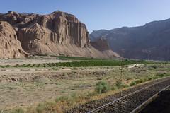 Train ride to Sari