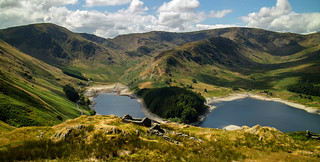 Above Haweswater.