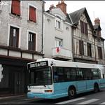 Heuliez Bus GX 117 - STUV (Société des Transports Urbains de Vierzon) (RATP Dev) / Le Vib' n°134 thumbnail