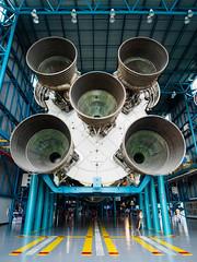 Saturn V Rocket (Matty3126) Tags: micro43 microfourthirds olympusem1 olympus1240mmf28 kennedyspacecentre nasa space rocket saturnv orlando usa