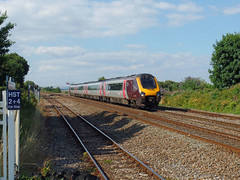 220023 Dawlish Warren (1) (Marky7890) Tags: xc 220023 class220 voyager 1v54 dawlishwarren railway devon rivieraline train