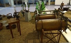 pulverizador sulfatafor elaboracion artesanal del vino Museo del vino Cariñena Zaragoza (Rafael Gomez - http://micamara.es) Tags: pulverizador sulfatafor elaboracion artesanal del vino museo cariñena zaragoza iceland