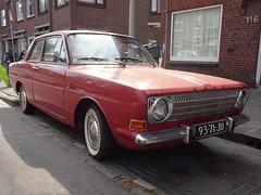 1969 Ford 12M Taunus 1300 (Skitmeister) Tags: 9371ju carspot nederland skitmeister car auto pkw voiture