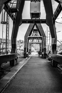 Walking in Genoa's harbor [Explore 2018.07.27]